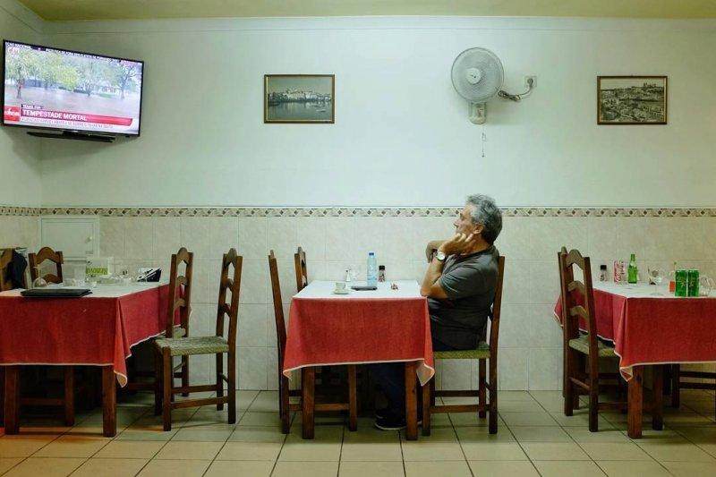 Cantinho do Emigrante.Tavira, Portugal