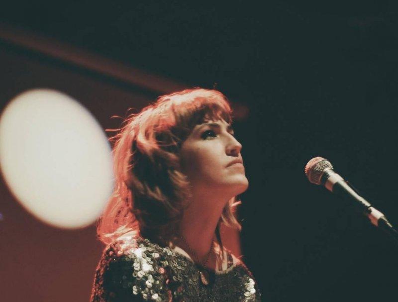 @joanaspolicewoman at a great concert, 2008 in Dublin.  #livemusic #dublin #gigstagram #vsco #nikond50 #85mm18