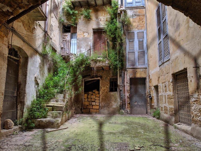 Agrigento back alley
